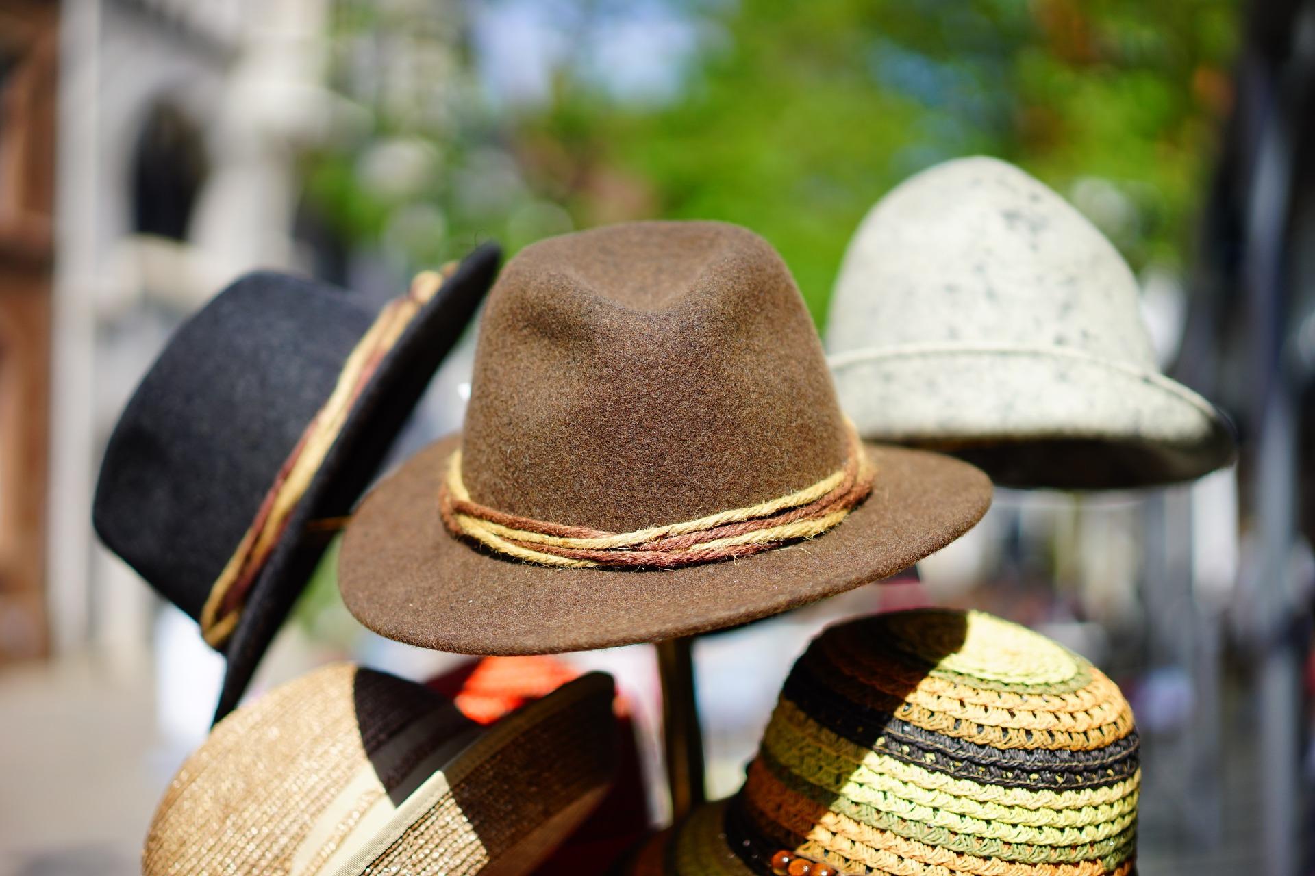 Sombreros y Gorros