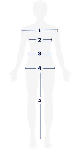 Guia De Tallas De Tommy Hilfiger Para Mujer De Pantalones Jeans Y Shorts Guiatallas Com