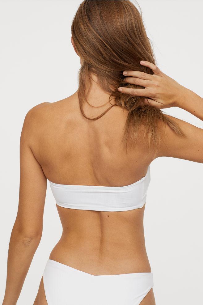 Bikini tipo Bandeau de H&M