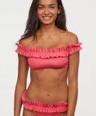 Bikini H&M Sin tirantes. De hombro